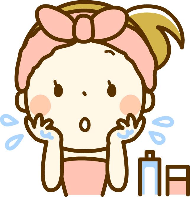 顔の粉ふきを保湿でなんとかしたい!敏感肌と乾燥肌の私のやり方