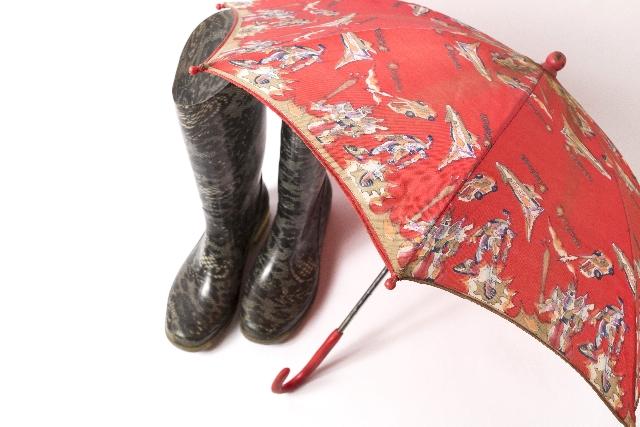 傘の汚れの落とし方と保管方法で長持ちさせる。撥水加工を復活させるには?