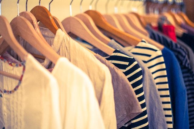 子供服の衣替えのコツと収納。サイズアウトした時は?チェストは必要?