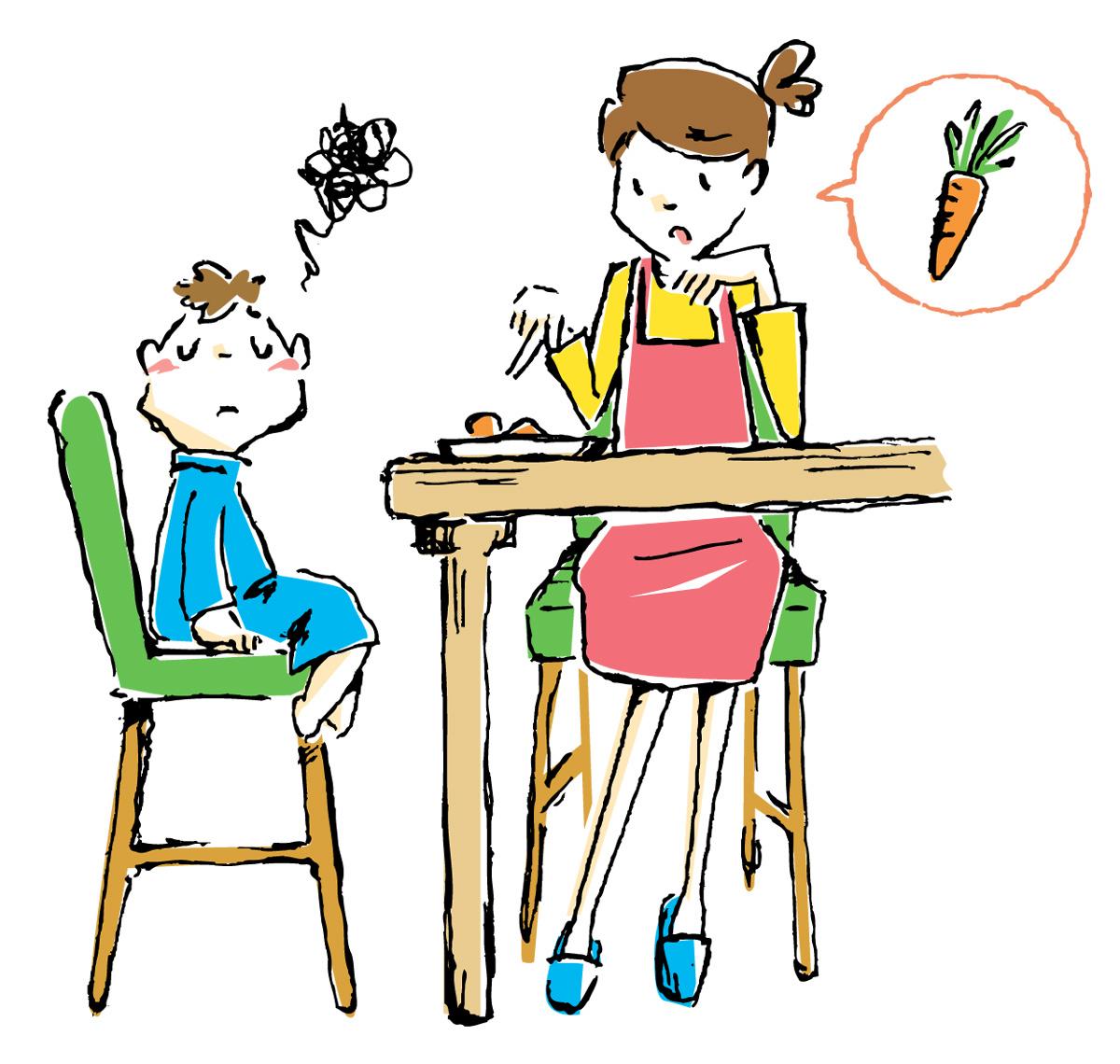 子供の好き嫌い 無理やり食べさせても大丈夫?好き嫌いの原因と対処法 我が家の場合。