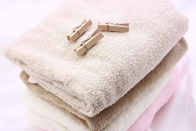 梅雨はタオルが臭い( TДT)洗濯物のニオイ対策どうする?