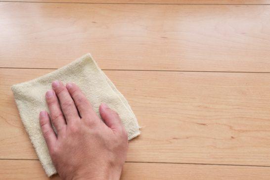 キッチンマット 床 ベタベタ
